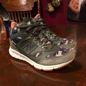 Women's New Balance 710 Vazee Camo Sneakerboot